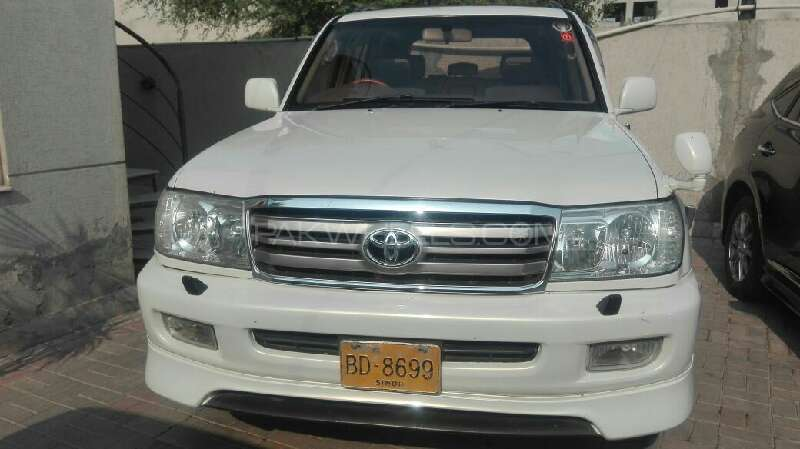 Toyota Land Cruiser VX 4.7 2001 Image-1