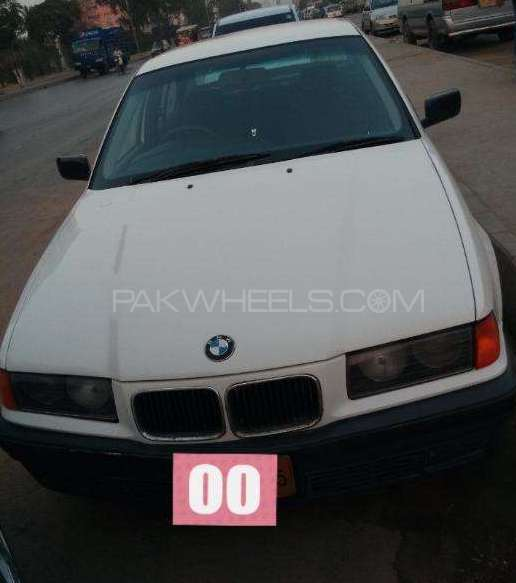 BMW 3 Series 1993 Image-1