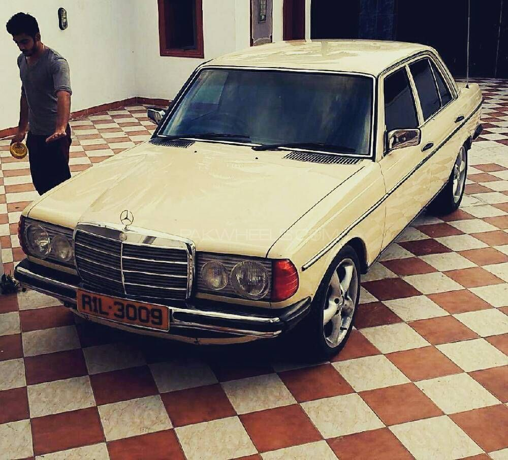 Mercedes benz 240 gd 1980 for sale in karachi pakwheels for 240 mercedes benz for sale