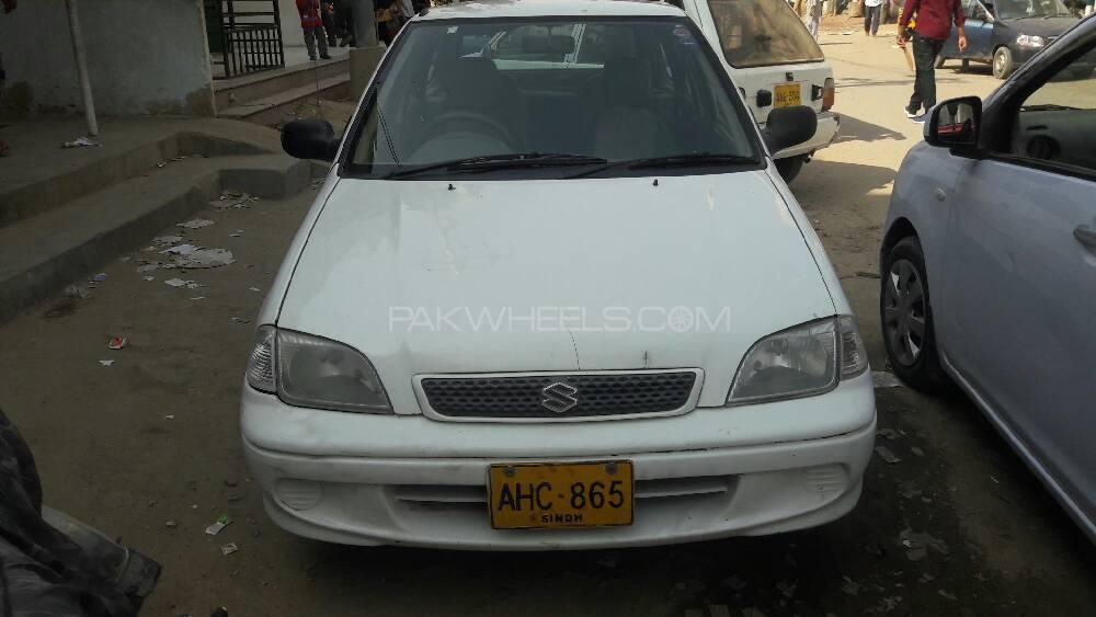 Suzuki Cultus VXL (CNG) 2005 Image-1
