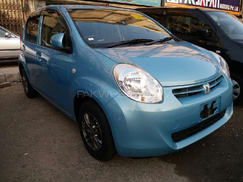 Toyota Passo G 1.3 2014 Image-1