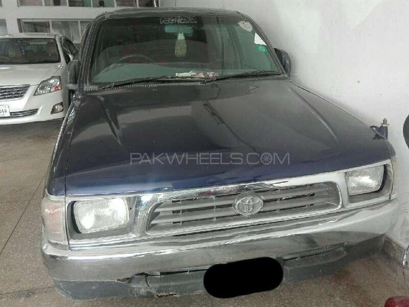 Toyota Pickup 1998 Image-1
