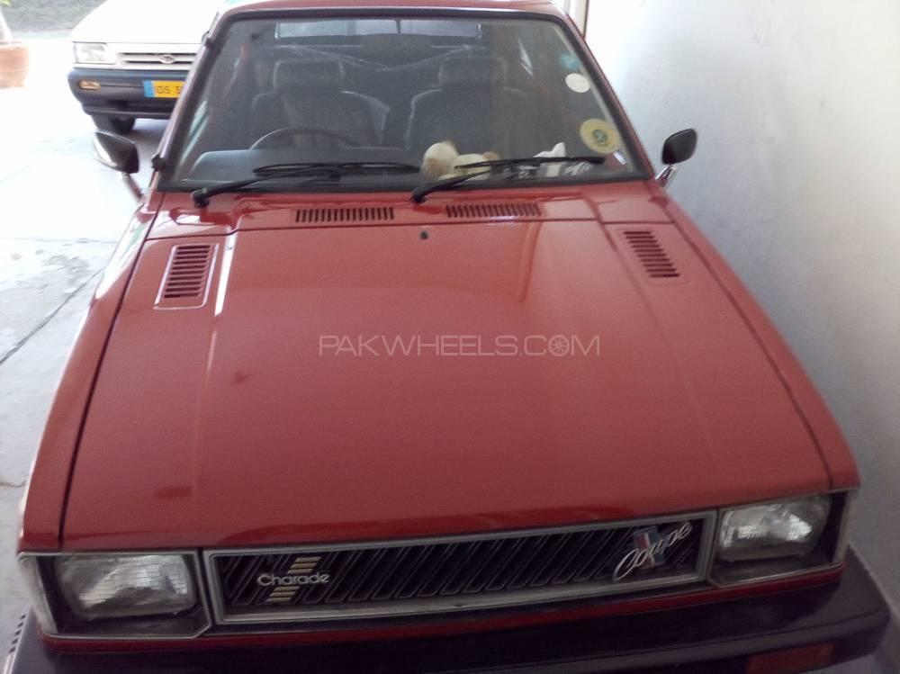 Daihatsu Charade 1982 Image-1