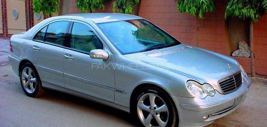 Mercedes Benz C Class C220 CDI 2001 Image-1