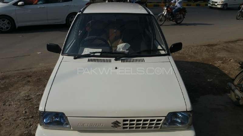 Suzuki Mehran VXR Euro II 2014 Image-1