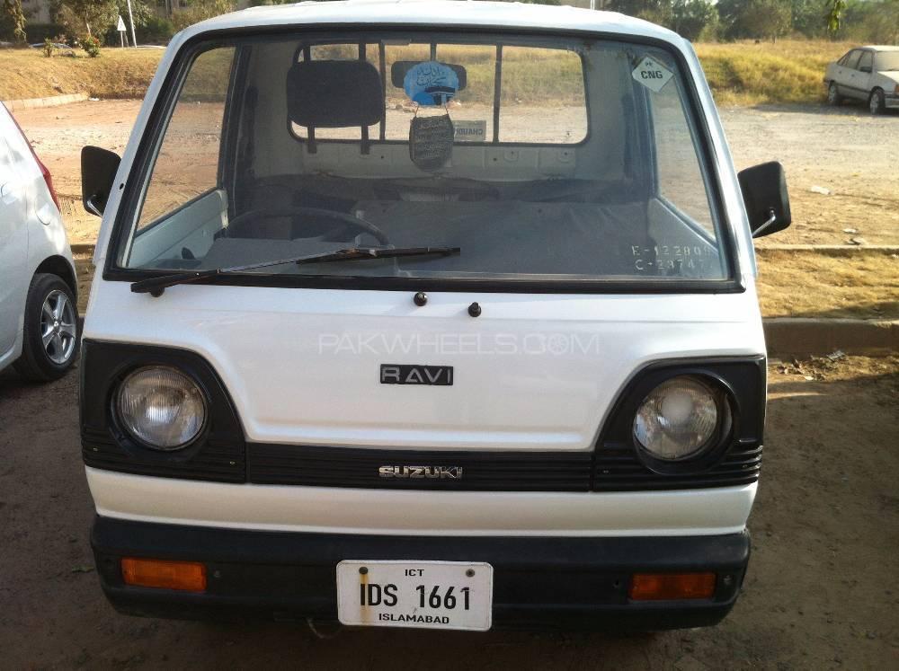 Suzuki Ravi Euro ll 2004 Image-1