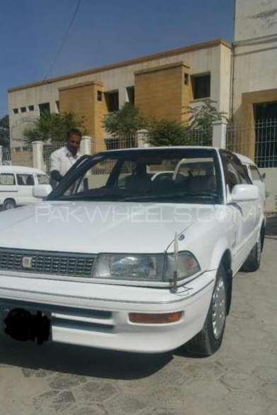 Toyota Corolla TX 1988 Image-1