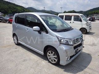 Daihatsu Move Custom X Limited 2014 Image-1