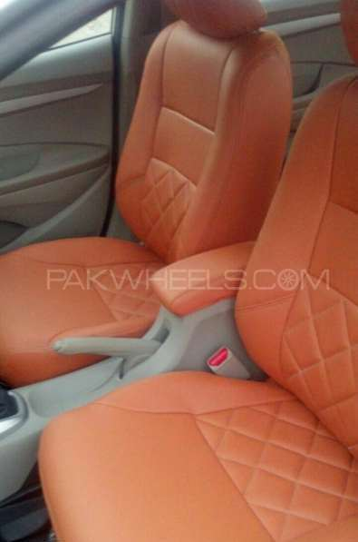 Faisal car interior poshish and car seat cover Image-1