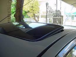 only glass of sunroof toyota altis Pakistani Image-1