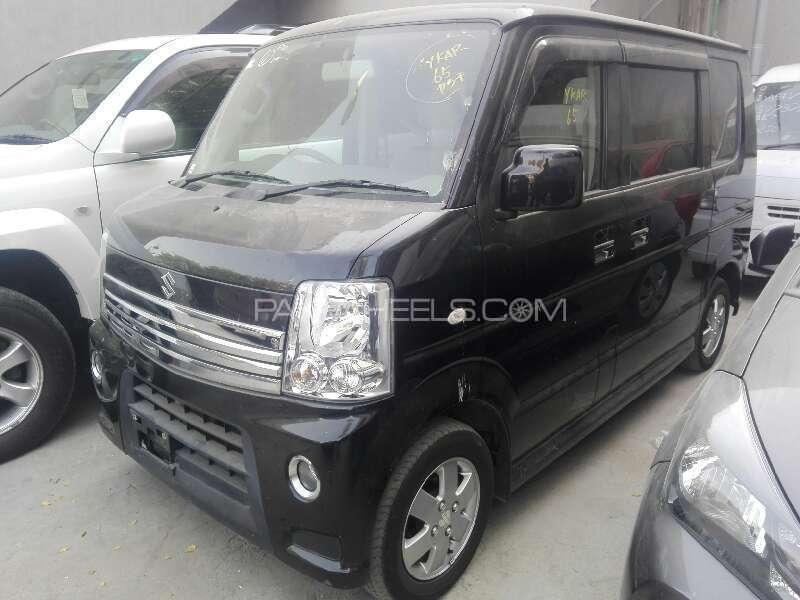 Suzuki Every Wagon PZ Turbo 2011 Image-1