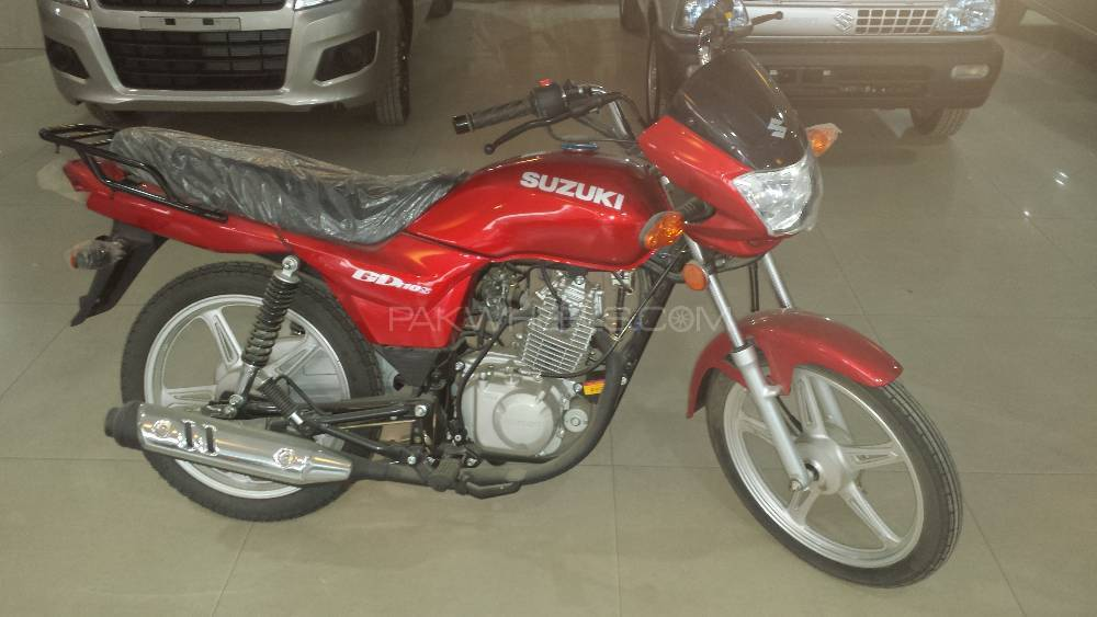 Suzuki GD 110S 2016 Image-1