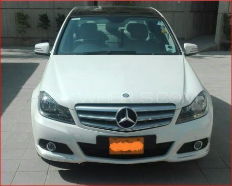 Mercedes Benz C Class C200 CDI 2011 Image-1