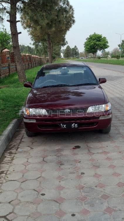 Toyota Corolla 2.0D Limited 1998 Image-1