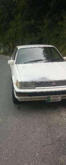 Toyota Corolla DX Saloon 1985 Image-1