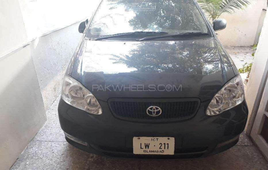 Toyota Corolla GLi 1.3 2007 Image-1