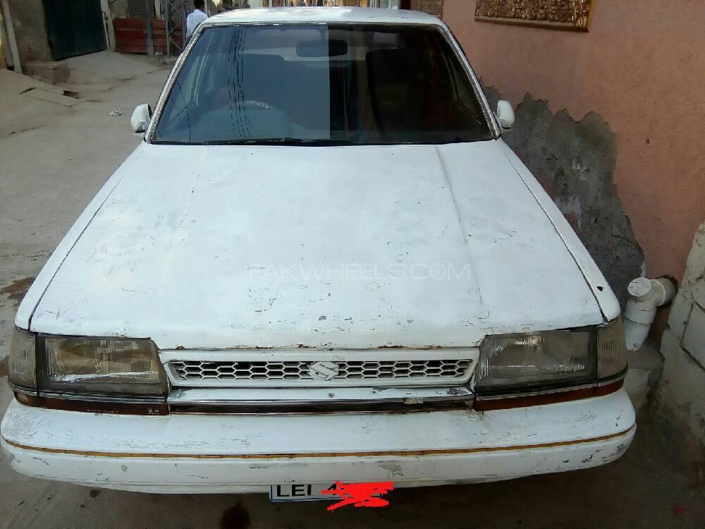Toyota Corona EX Saloon 1986 Image-1
