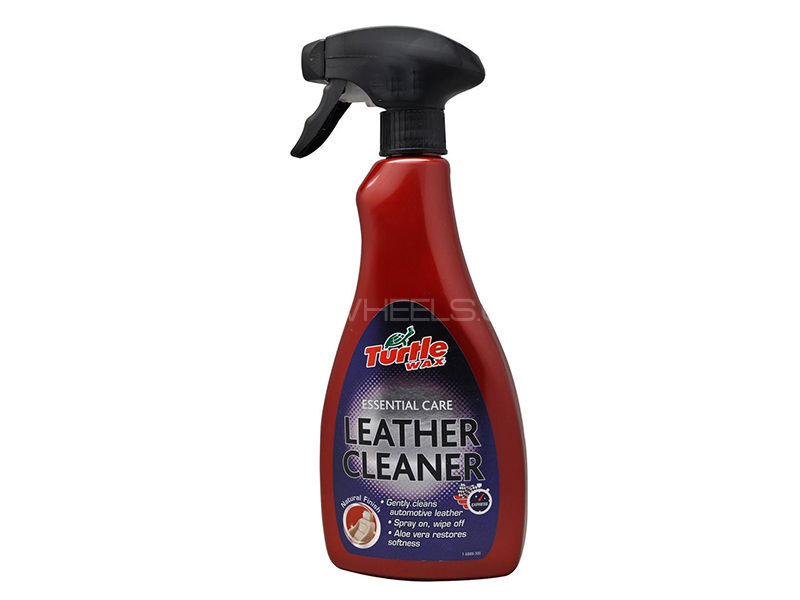 Turtle Leather Cleaner Image-1
