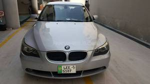 BMW 5 Series 520i 2004 for Sale in Lahore