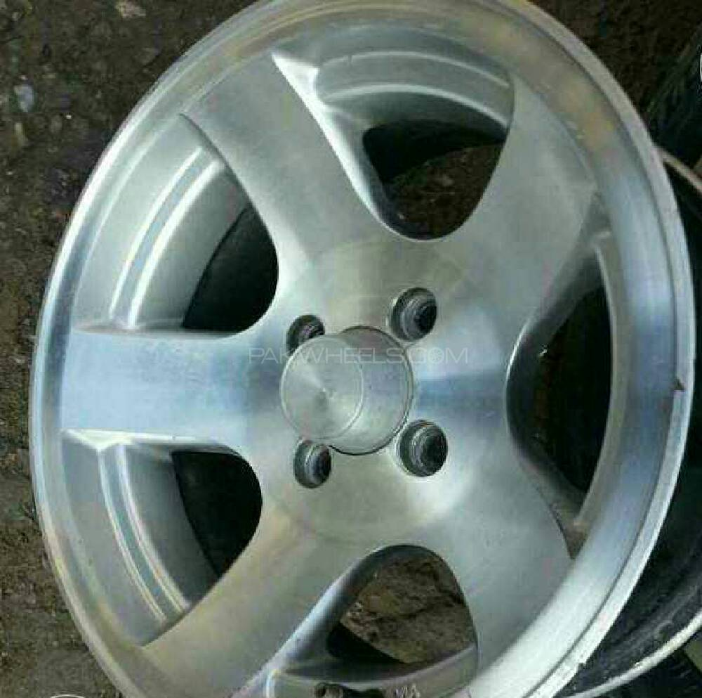 Hollow Alloy Rims Image-1