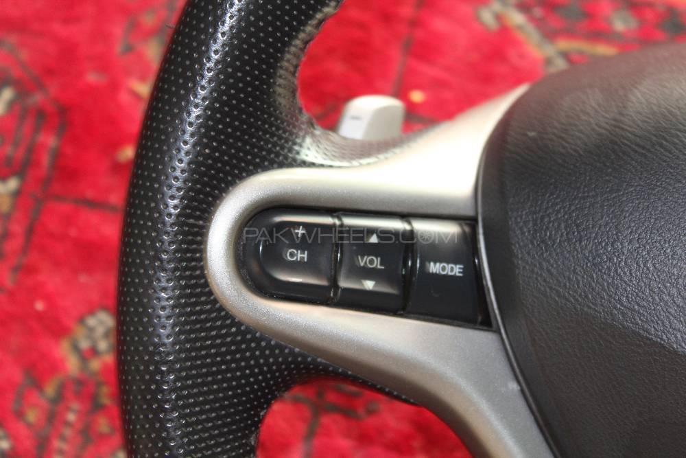 Honda Reborncityfit Multimedia paddle shifter  Image-1