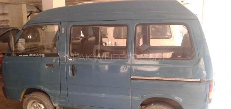 Suzuki Bolan GL 1987 Image-1