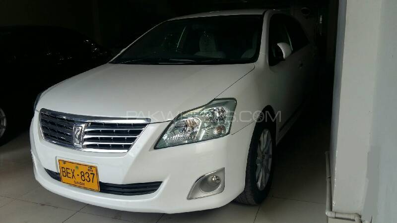Toyota Premio X L Package 1.8 2012 Image-1