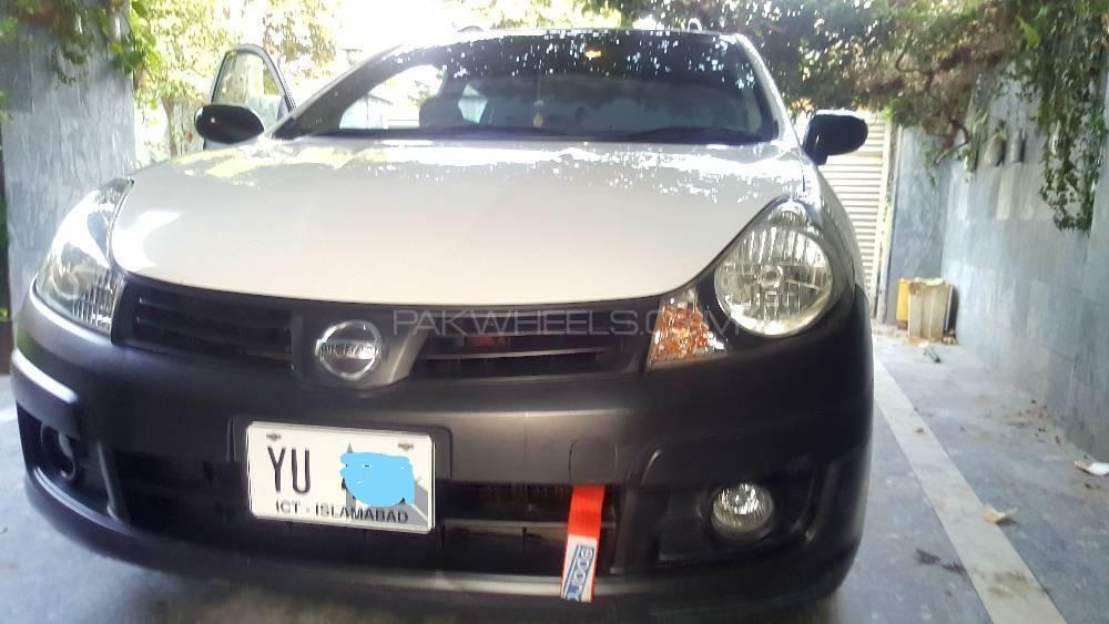 Nissan AD Van 1.3 2007 Image-1