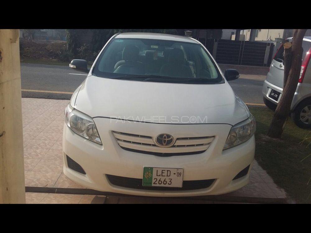 Toyota Corolla XLi VVTi Limited Edition 2009 Image-1
