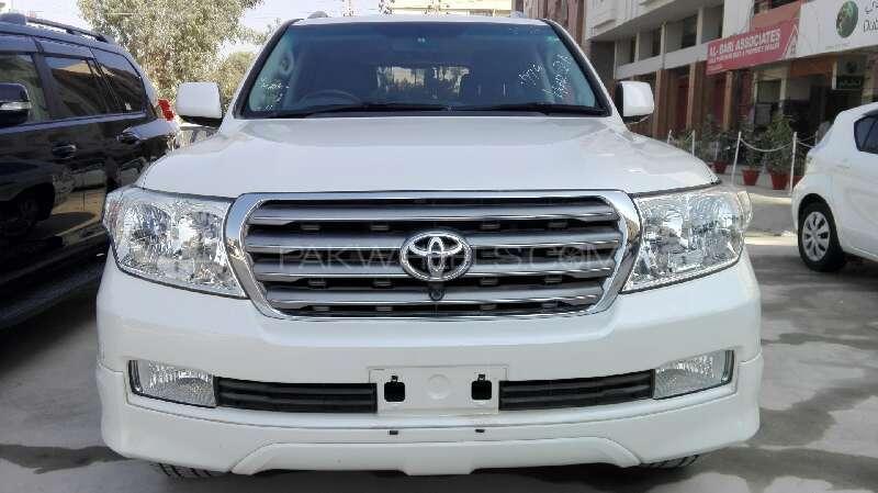 Toyota Land Cruiser ZX 2011 Image-1