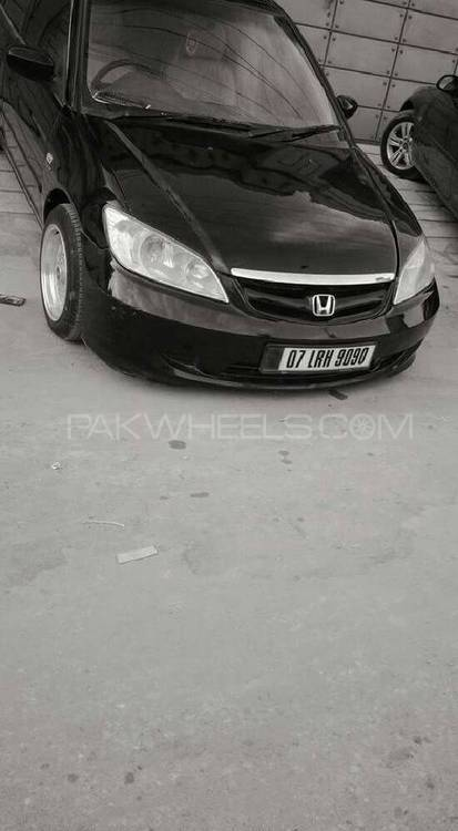 Honda Civic Hybrid Base Grade 2003 Image-1