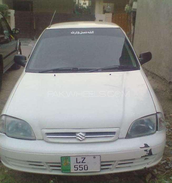 Suzuki Cultus VXR (CNG) 2004 Image-1