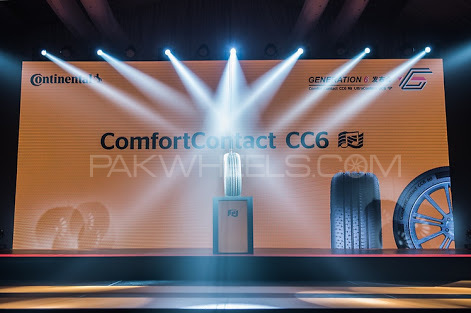 Freshly launched Continental CC6 imported Tyres available.  Image-1