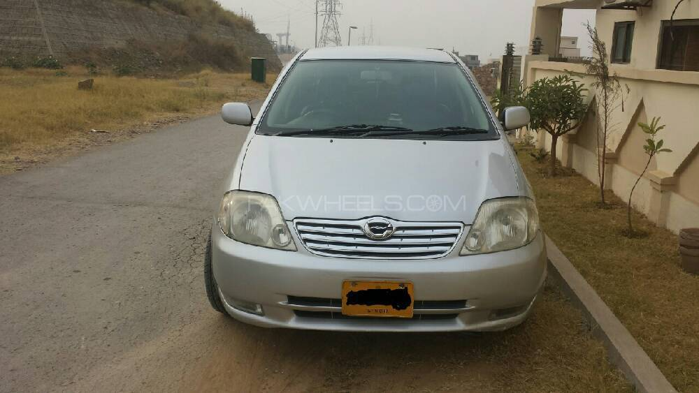 Toyota Corolla G 2003 Image-1