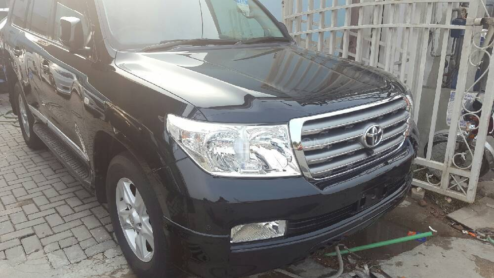 Toyota Land Cruiser AX G Selection 2011 Image-1