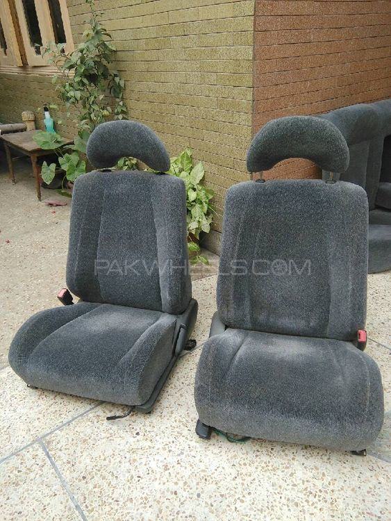 Toyoya Corolla AE101 Saloon Complete Seats For Sell Image-1