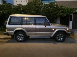 Mitsubishi Pajero Exceed 2.8D 1991 for Sale in Karachi