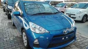 Toyota Aqua S 2013 for Sale in Rawalpindi