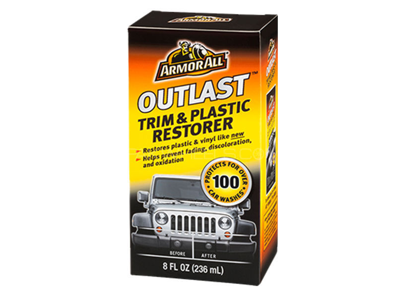 Armorall Outlast Trim Plastic Restorer For Sale In Lahore Car Accessory 2167754 Pakwheels