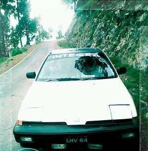 Honda Integra RX 1989 Image-1