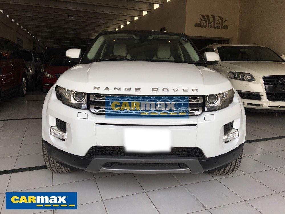 Range Rover Evoque Dynamic 2012 Image-1