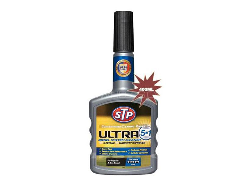 STP Ultra Diesel - 400ml Image-1