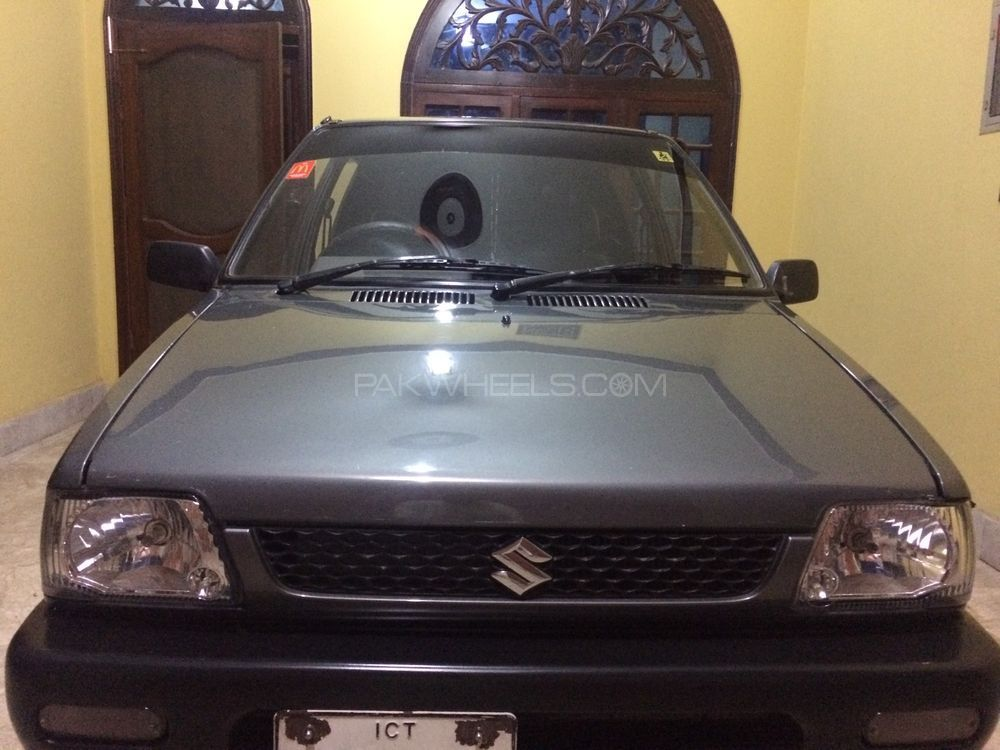 Suzuki Mehran VX 2009 Image-1