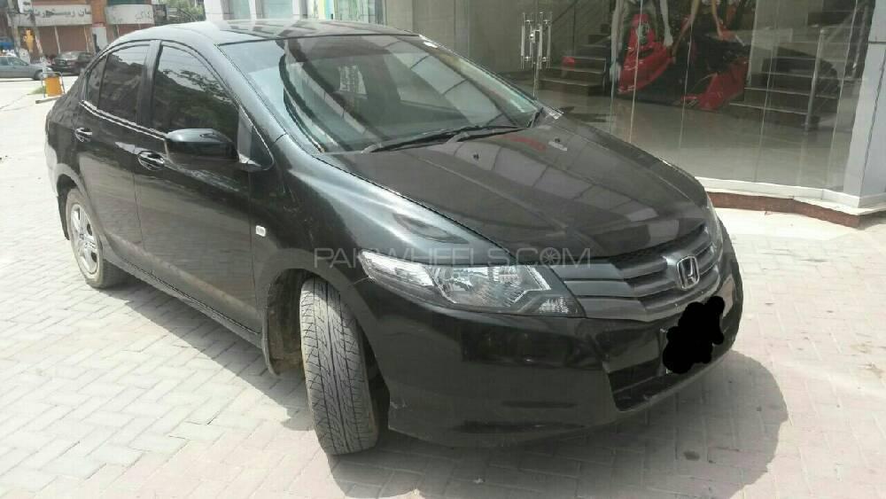 Honda City Aspire Prosmatec 1.3 i-VTEC 2010 Image-1