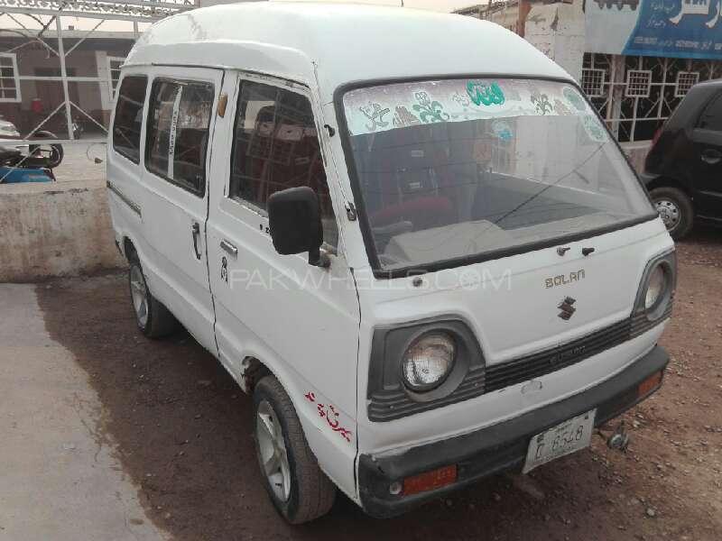 Suzuki Bolan GL 1984 Image-1