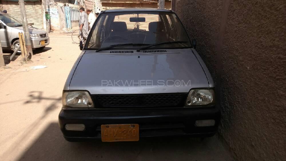 Suzuki Mehran VXR (CNG) 2005 Image-1