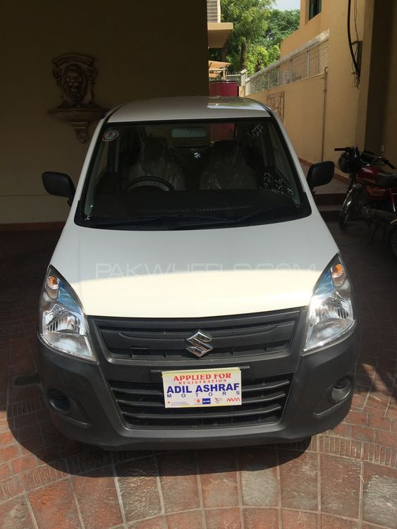 Suzuki Wagon R VX 2016 Image-1