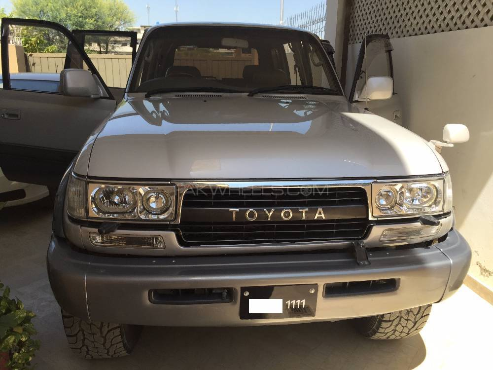 Toyota Land Cruiser VX Limited 4.5 1991 Image-1