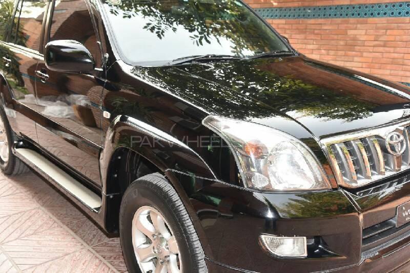 Toyota Prado TX 4.0 2007 Image-1