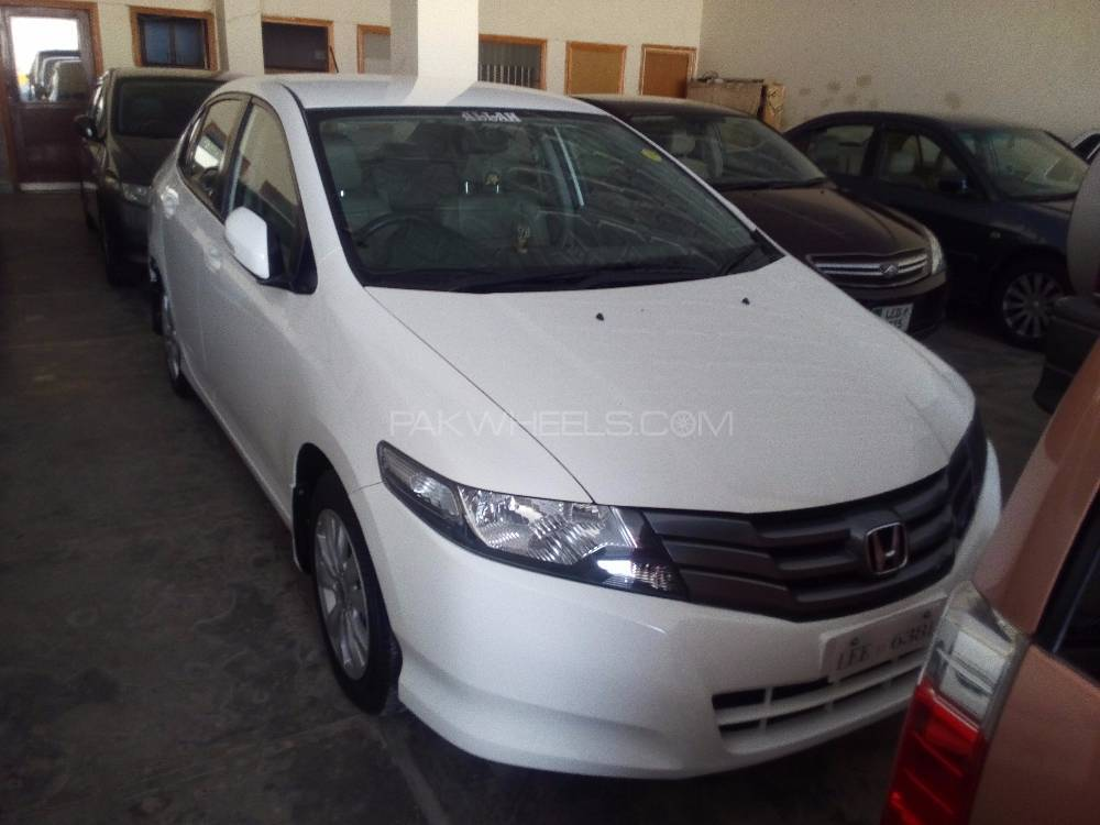 Honda City Aspire 1.5 i-VTEC 2014 Image-1